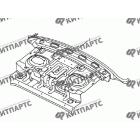 Панель багажника (седан)